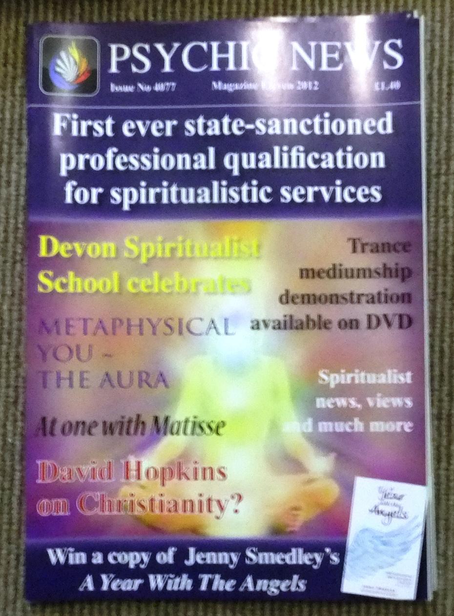 Psychic News Magazines PSYNEW-1 50 00 Service